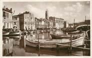 """13 Bouch Du Rhone CPSM FRANCE 13 """"Martigues, le Canal Saint Sébastien"""""""