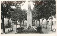 """11 Aude CPSM FRANCE 11 """"Azille, le Monument aux morts"""""""
