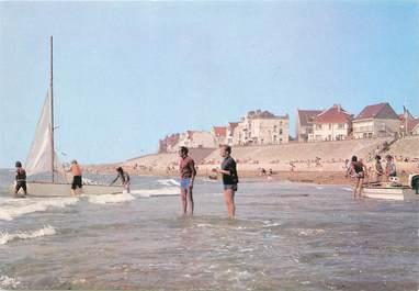 """CPSM FRANCE 42 """" Ambleteuse, la plage """""""
