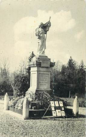 "CPA FRANCE 10 ""Vanlay, le monument aux morts"""