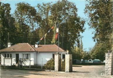 "CPSM FRANCE 10 ""Bar sur Aube, le camping"""