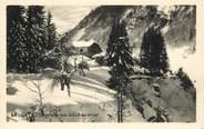 """74 Haute Savoie CPSM FRANCE 74 """"Les Gets, en hiver"""""""