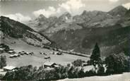 """74 Haute Savoie CPSM FRANCE 74 """"Le Grand Bornand, vallée des Poches"""""""