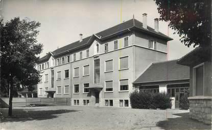 """CPSM FRANCE 74 """"Cluses, Ecole Sainte Berbadette"""""""