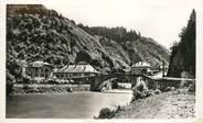 """74 Haute Savoie CPSM FRANCE 74 """"Cluses, le vieux pont"""""""