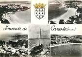 """29 Finistere CPSM FRANCE 29 """"Souvenir de Carantec"""""""