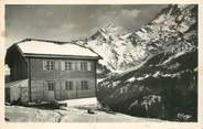 """74 Haute Savoie CPSM FRANCE 74 """"Les Contamines, le Val Montjoie, Chalet Hotel de Colombaz"""""""