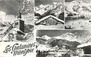 """74 Haute Savoie CPSM FRANCE 74 """"Les Contamines Montjoie"""""""