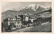 """74 Haute Savoie CPSM FRANCE 74 """"Combloux, Hotel SNCF"""""""