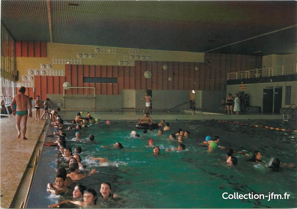 Cpsm france 59 marcq en baroeul la piscine municipale for Piscine 59