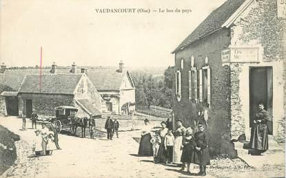 "CPA FRANCE 60 ""Vaudancourt"""