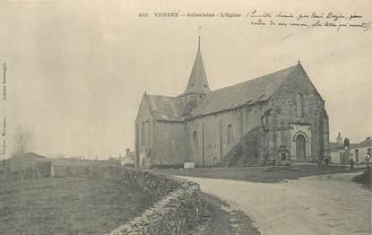 "CPA FRANCE 85 ""Sallertaine, l'Eglise"""