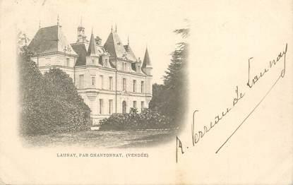 "CPA FRANCE 85 ""Launay par Chantonnay"""