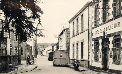 """CPSM FRANCE 85 """"Bois de Cené, la grand'rue"""""""