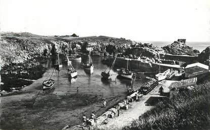 """CPSM FRANCE 85 """"Ile d'Yeu, le port de la Meule"""""""