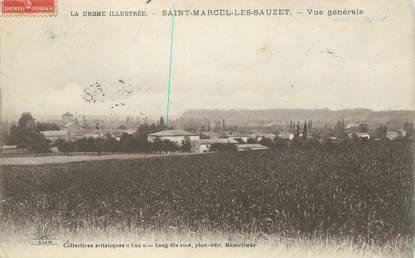 """CPA FRANCE 26 """"Saint Marcel les Sauzet"""""""