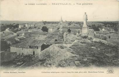"CPA FRANCE 26 ""Réauville"""