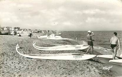 "CPSM FRANCE 66 ""Canet Plage"""
