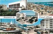 """66 PyrÉnÉe Orientale CPSM FRANCE 66 """"Canet Plage"""""""