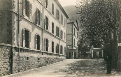 """CPSM FRANCE 66 """"Amélie les Bains, Hopital militaire"""""""