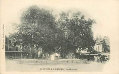 """CPSM FRANCE 65 """"Bagnères de Bigorre, Les Coustous"""""""