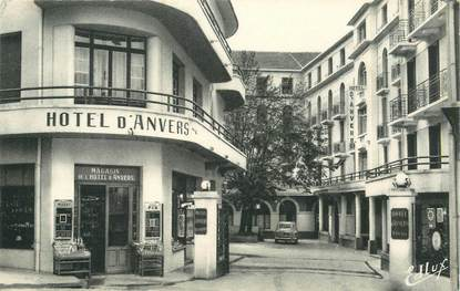 "CPA FRANCE 65 ""Lourdes, Hotel d'Anvers"""