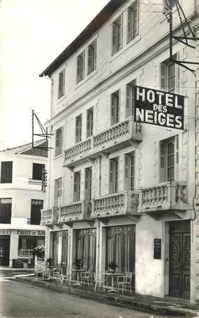 """CPSM FRANCE 65 """"Lourdes, Hotel des Neiges"""""""