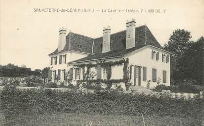 """CPA FRANCE 64 """"Sauveterre de Béarn"""""""