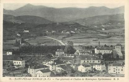 """CPA FRANCE 64 """"Saint Pée sur Nivelle"""""""