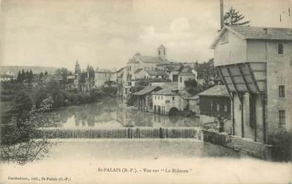 """CPA FRANCE 64 """"Saint Palais"""""""