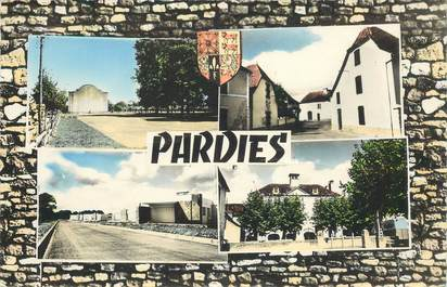 "CPSM FRANCE 64 ""Pardies"""