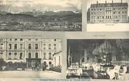 """64 PyrÉnÉe Atlantique CPA FRANCE 64 """"Pau, Grand Hotel du Palais et Beau séjour"""""""
