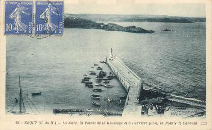 "CPA FRANCE 22 ""Erquy"""