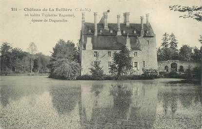 """CPA FRANCE 22 """"Chateau de la Bellière"""""""
