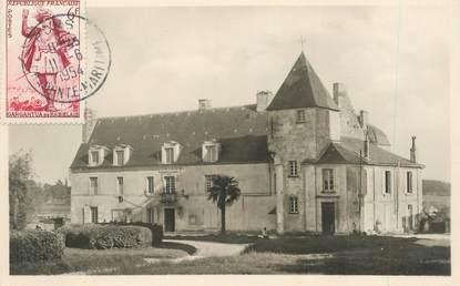"CPSM FRANCE 17 ""Pons, Hotel de ville"""