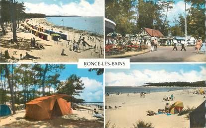 """CPSM FRANCE 17 """"Ronce les Bains"""""""