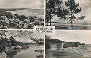 """17 Charente Maritime CPSM FRANCE 17 """"Saint Georges de Didonne, la plage de Suzac"""""""