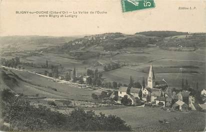 """CPA FRANCE 21 """"Bligny sur Ouche, la vallée de l'Ouche"""""""