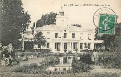 """CPA FRANCE 33 """"Audenge, chateau de Certes"""""""