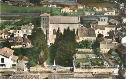 """CPSM FRANCE 32 """"Barcelonne du Gers, l'Eglise"""""""