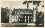 """32 Ger CPSM FRANCE 32 """"l'Isle Bouzon, chateau de Landiran"""""""