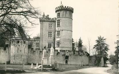 """CPSM FRANCE 32 """"Chateau de Saint Blancard"""""""