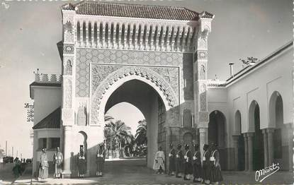 """CPSM MAROC """"Casablanca, le palais impérial"""""""