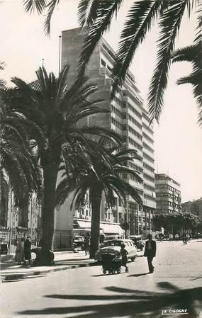 "CPSM MAROC ""Casablanca, place de France"""