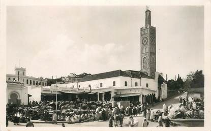 """CPSM MAROC """"Tanger, le Grand Socco"""""""