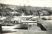 """France CPSM TAHITI """"Papeete, le quai des Yachts"""""""