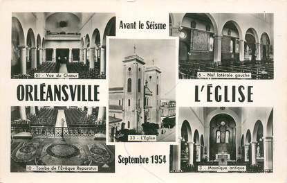 "CPSM ALGERIE ""Orléansville"""