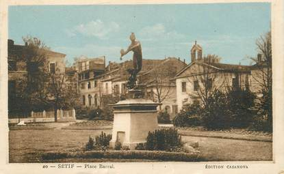 "CPA ALGERIE ""Sétif"""