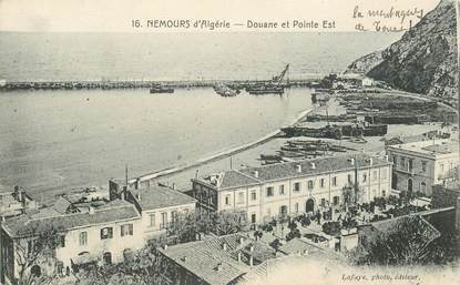 "CPA ALGERIE ""Nemours"""