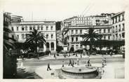 """Algerie CPSM ALGERIE """"Alger, Bld Bugeaud"""""""